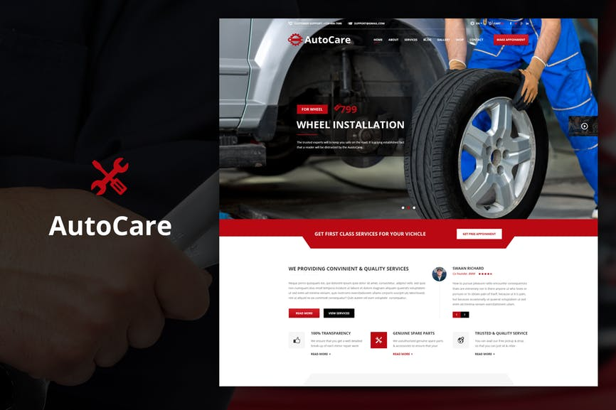 elements-auto-care-drupal-theme-for-car-mechanic
